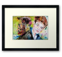 PAUL and ARTHUR Framed Print