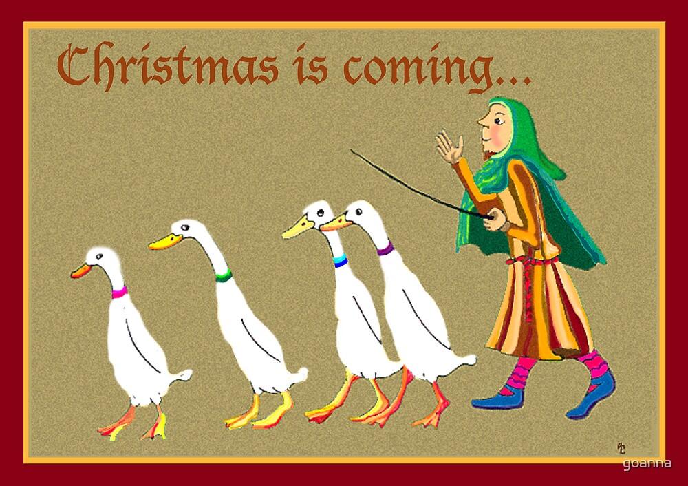 Medieval  Christmas by goanna