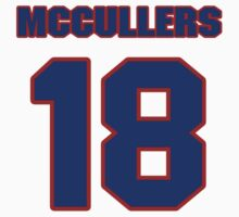 National baseball player Lance McCullers jersey 18 by imsport