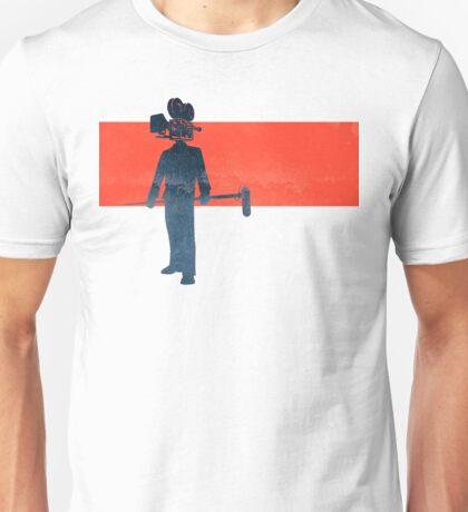 Filmmaker Unisex T-Shirt