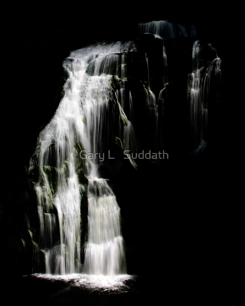 Mysterious Waters by Gary L   Suddath