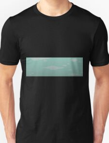 Glitch Homes Wallpaper uralia ceiling T-Shirt