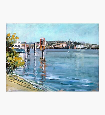 Brisbane River 1 Photographic Print