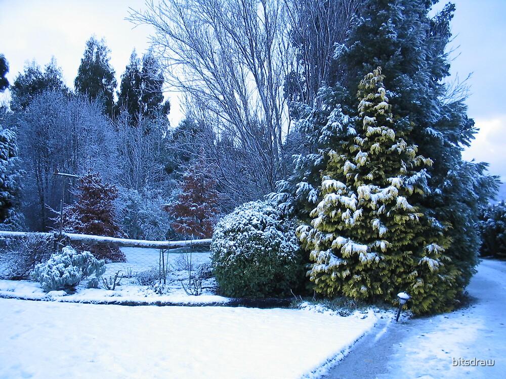 Winter by bitsdraw