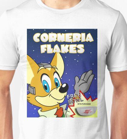 CORNeria Flakes Unisex T-Shirt
