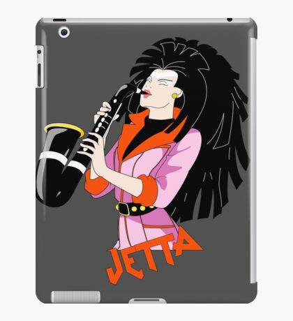 JETTA! iPad Case/Skin