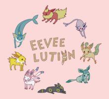 Eeveelution Kids Clothes