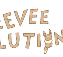 Eeveelution Sticker