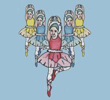 Prima Ballerina by MBTshirts