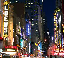 Times Square-1475 by EWNY