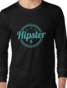 Hipster Sign Long Sleeve T-Shirt