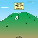 Butt Montana by Rich Diesslin
