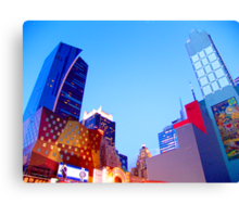 Times Square-1403 Canvas Print