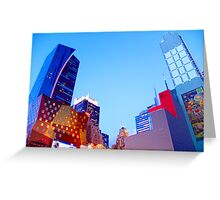 Times Square-1403 Greeting Card