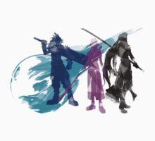 FF7 Souls by Laren17