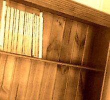 Bookshelf 2 by Treecreeper