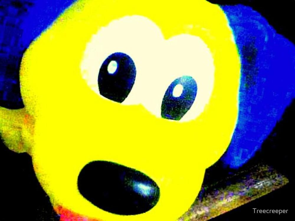 Puppy Dog Eyes by Treecreeper
