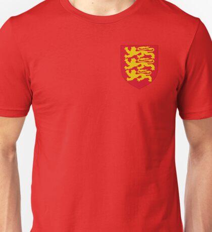 Richard the Lionheart, England, Coat of Arms Unisex T-Shirt