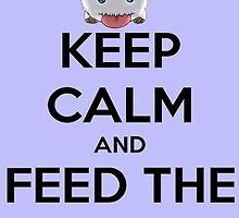 Feed Poro :D by Pakitos