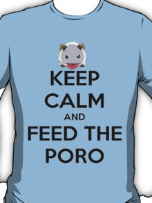 Feed Poro :D T-Shirt