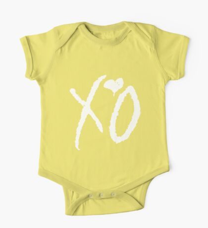 THE WEEKND - XO One Piece - Short Sleeve