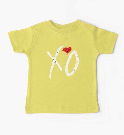 THE WEEKND - XO Baby Tee
