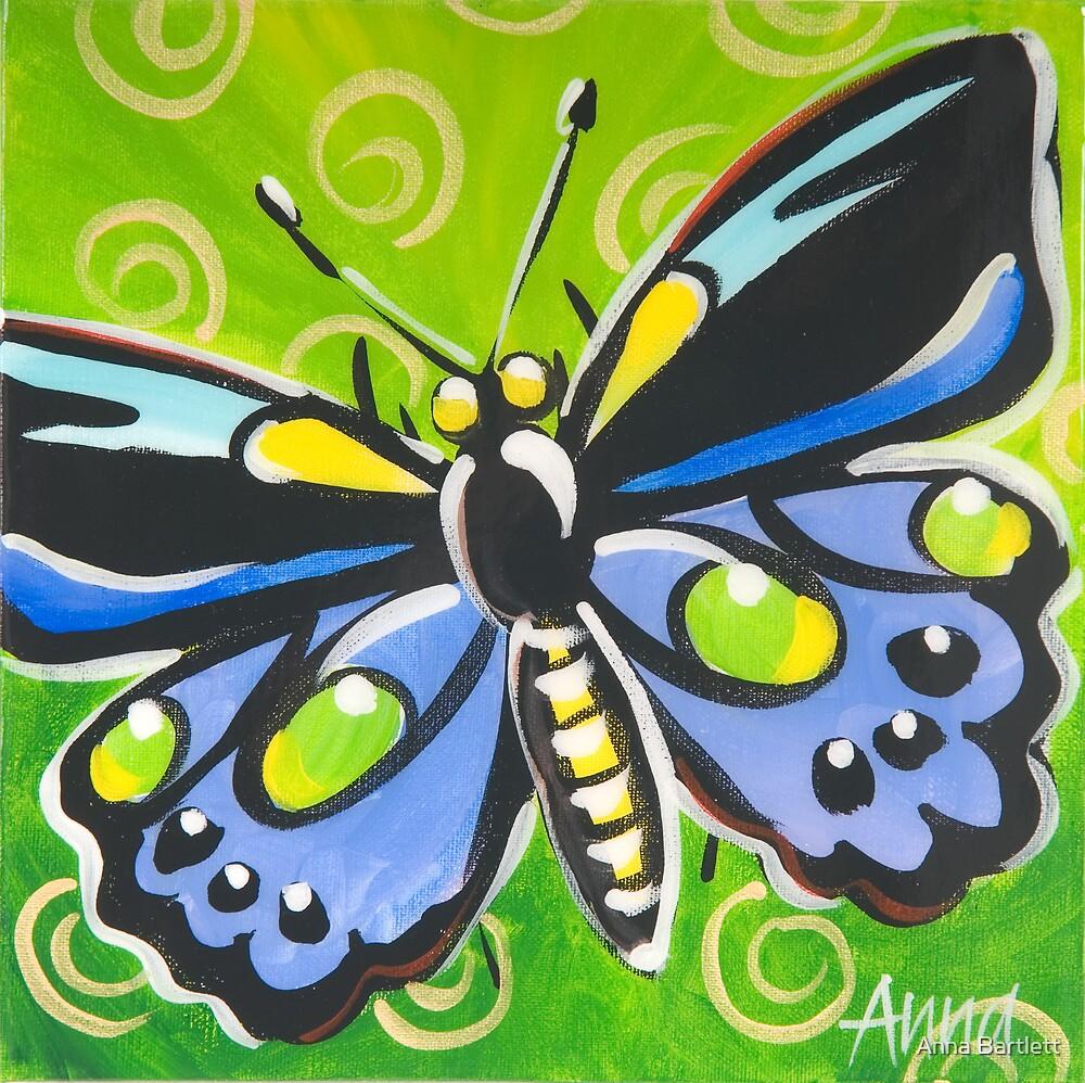 Butterfly 3 by Anna Bartlett