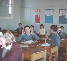 1965. Riverstone P.S.. Schooldays. Good old golden days.  by Ozcloggie
