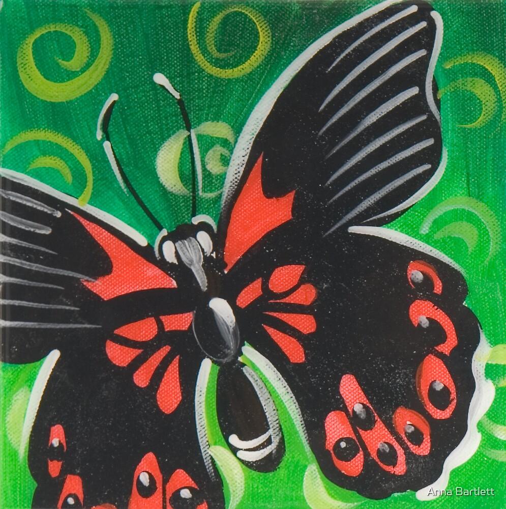 Butterfly 7 by Anna Bartlett