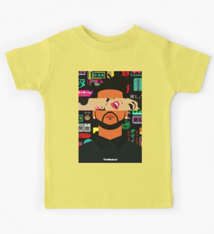 THE WEEKND - XO Kids Tee