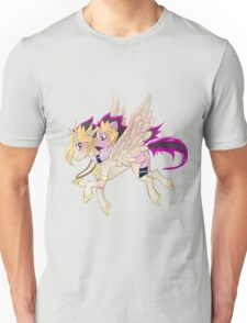 My little pony Yu-Gi-Oh! Unisex T-Shirt