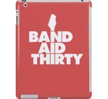 Band Aid 30 iPad Case/Skin