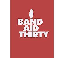 Band Aid 30 Photographic Print