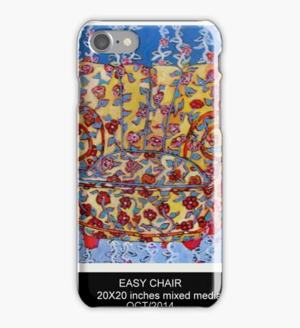EASY CHAIR iPhone Case/Skin