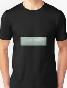 Glitch Homes Wallpaper vege ceiling T-Shirt
