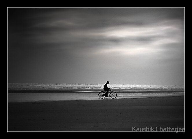 Cycle by Kaushik Chatterjee
