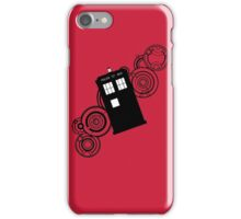 doctor who tardis r iPhone Case/Skin