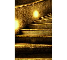 Merlin's Staircase Photographic Print