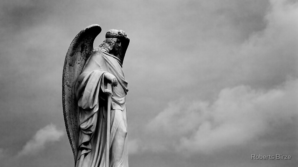 Der Engel by Roberts Birze