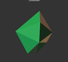 Gemstone - Xirdalium by Marco Recuero