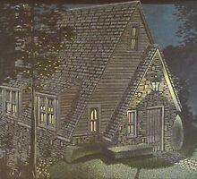 Aarons Cottage by LawrenceJones