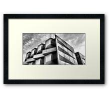 The De Carle Lane Framed Print