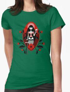 Santita Womens Fitted T-Shirt