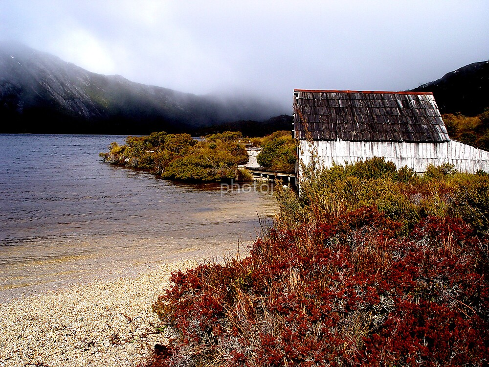 photoj Australia - Tasmania, Lake Dove-Cradle Mt by photoj