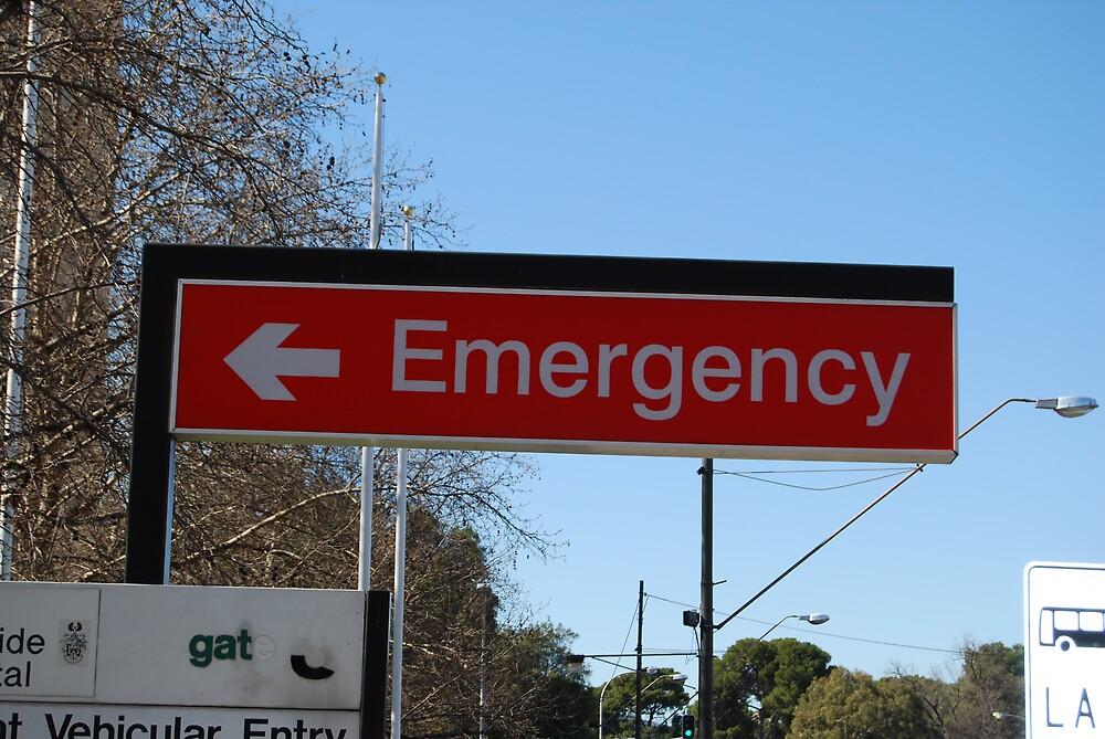 it's an Emergency by Princessbren2006