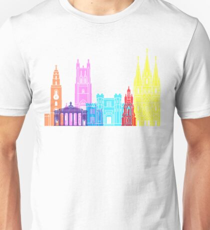 Cork skyline pop Unisex T-Shirt