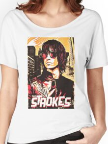 the strokes  Women's Relaxed Fit T-Shirt