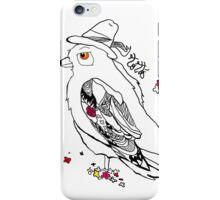 Bird design  iPhone Case/Skin