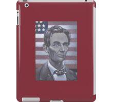 Abe Lincoln iPad Case/Skin