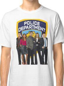 12th Precinct Team Classic T-Shirt